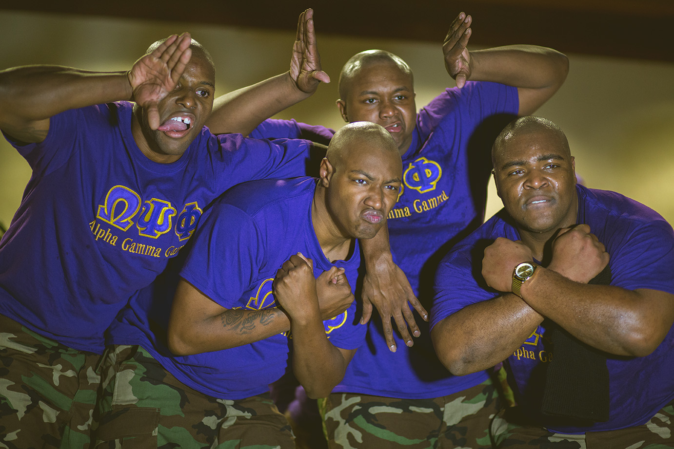 Omega Psi Phi photo