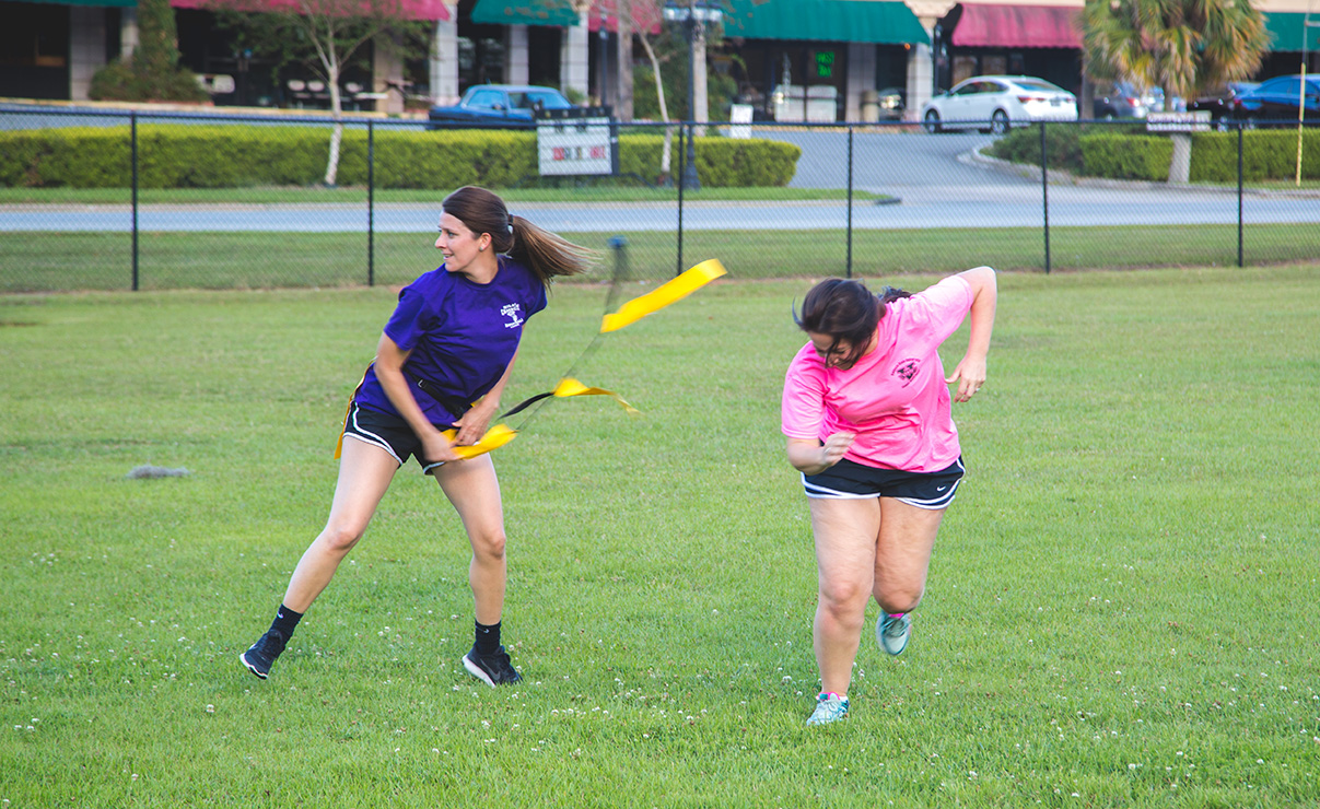 Valdosta State University Communication Sciences Disorders Capture the Flag